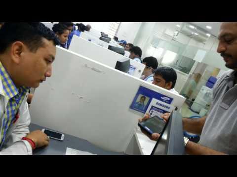 samsung service center is very bad - Samsung Authorised