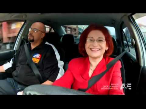 A&E Cable Network / Driving School Reality TV Show - In New York (NYC) Traffic - Erica Levy Klein