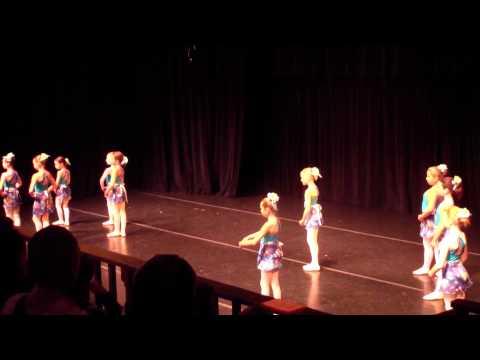 Ballet 1 (Miss Virginia's class) June 9 2013 - SHOW