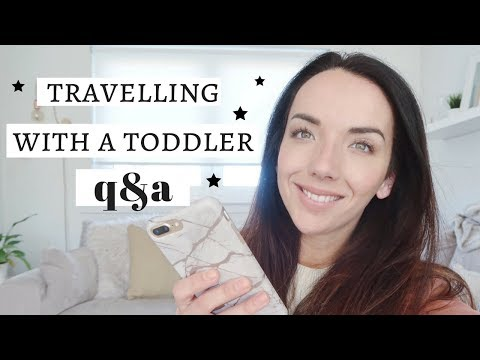 FLYING WITH A BABY \ TODDLER  | Q&A