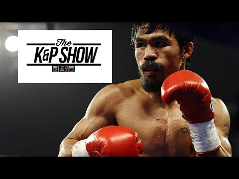 Manny Pacquiao is a Piece of Sh*t (K&P Show Highlight)