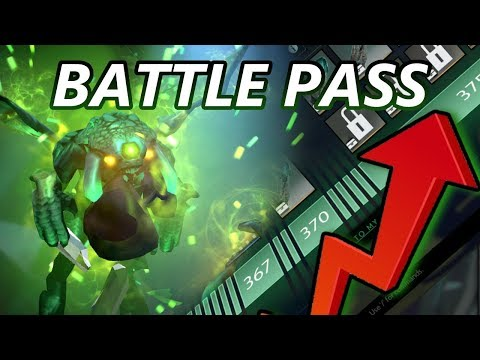 Easiest Way To Level Up Battle Pass And Get Immortals - Dota 2