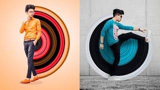 Amazing Portrait Effect | PicsArt Editing Tutorial | PicsArt Photo Editing