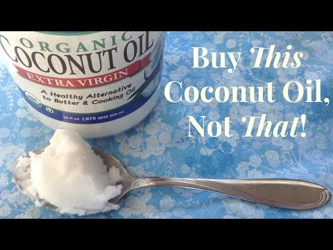 Best Coconut Oil Product Review Video