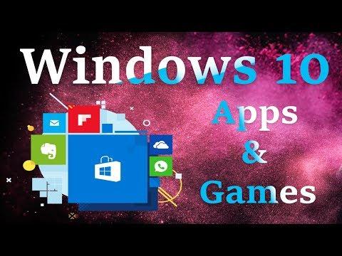 How to Download Windows 10 Software & Games? windows 10 सॉफ्टवेर डाउनलोड कैसे करे ?