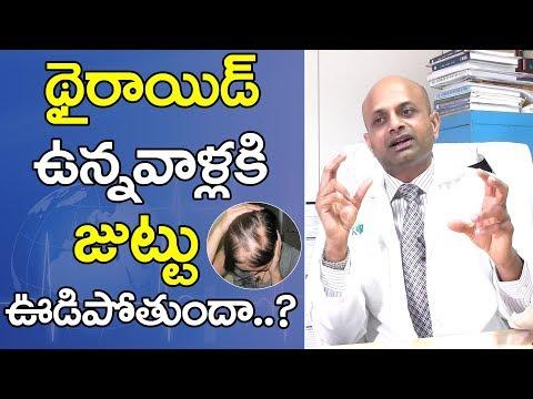 How to Avoid Hair Loss Due to Thyroid | Thyroid vs Hair Fall | Dr Ravi Shankar | Health Masters