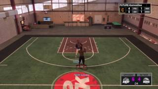 NBA 2K17|Contact dunk Competition with Seby