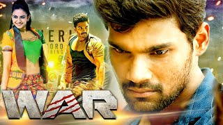 Apharan the WAR (2020) New Released Full Hindi Dubbed Movie | South Indian Movies Dubbed In Hindi
