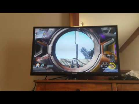 Playing black ops 3 on xbox 360