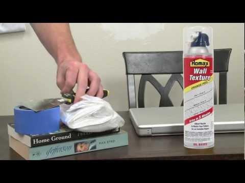 Homax® Oil-Based Wall Texture