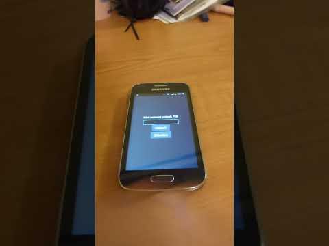 Unlocking Samsung Galaxy Ace 3 (GT-S7275R)