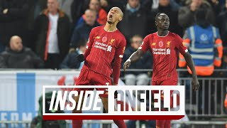 INSIDE ANFIELD: Liverpool 3-1 Man City | The UNSEEN footage