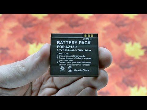 Battery for XiaoMi Yi
