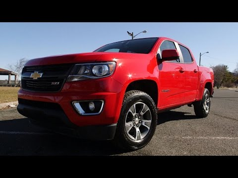 Midsize Truck Myth: Why Chevy's New Urban Pickup Is Huge