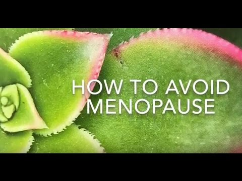 Can you prevent menopause symptoms?