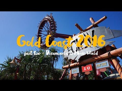 Gold Coast Day 2 & 3 - Dreamworld & Warner Bros. Movie World