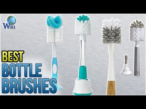 10 Best Bottle Brushes 2018