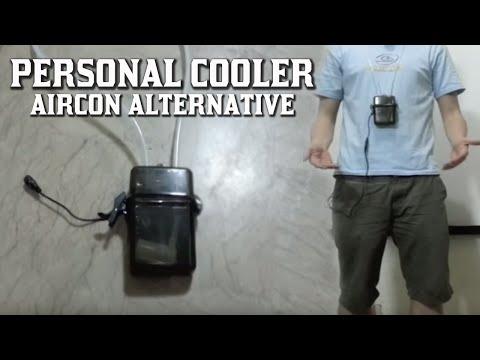Personal Cooler - aircon alternative