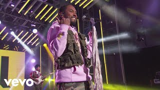 Miguel - Pineapple Skies (Jimmy Kimmel Live!)