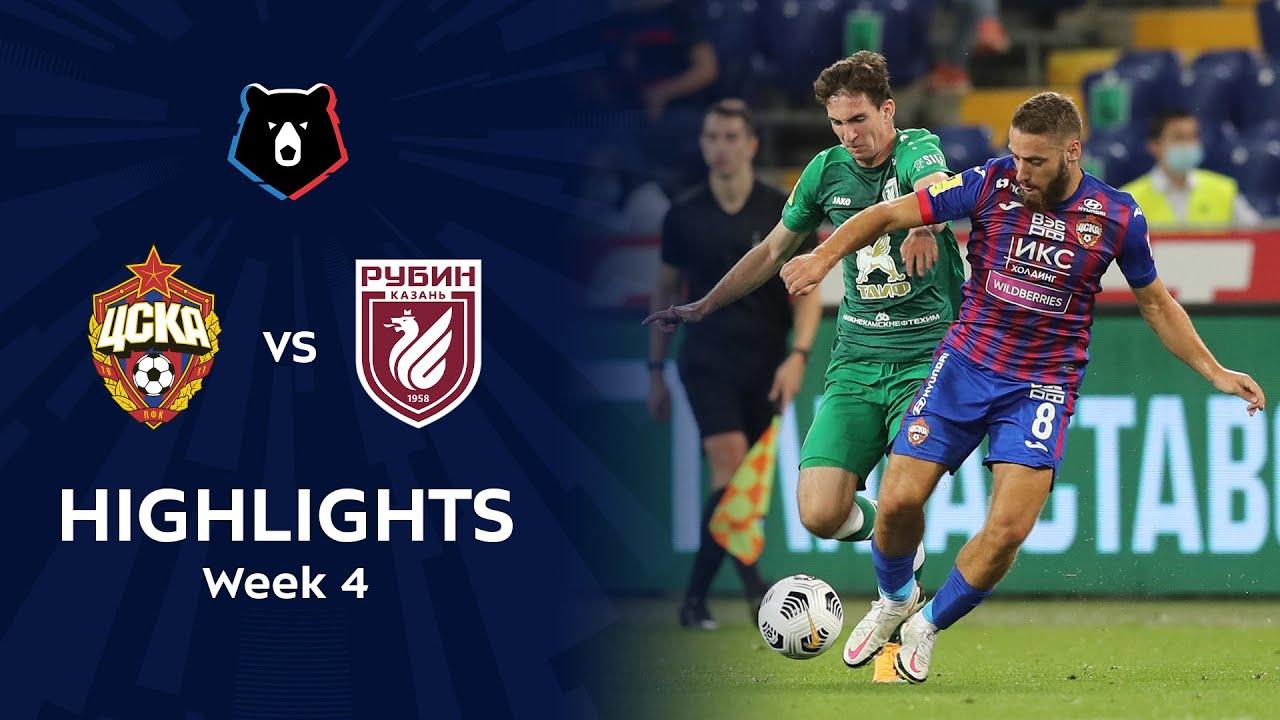 Highlights CSKA vs Rubin (1-2) | RPL 2020/21