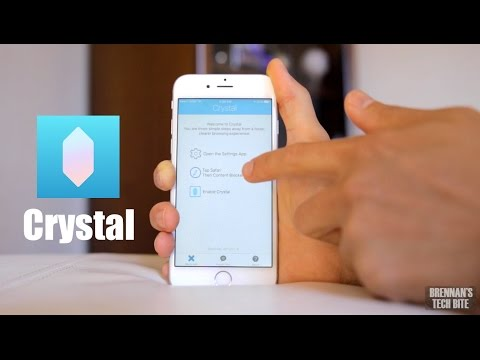 How to Block Ads on iPhone and iPad in Safari with Crystal