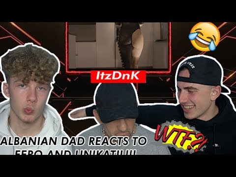 ALBANIAN DAD REACTS TO FERO, GANG GANG AND UNIKKATIL FT DON PHENOM!!!