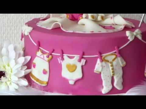 Cake Decor Baby Clothes Silicone Mold