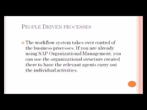 SAP WORKFLOW Training |SAP WORKFLOW Demo Video