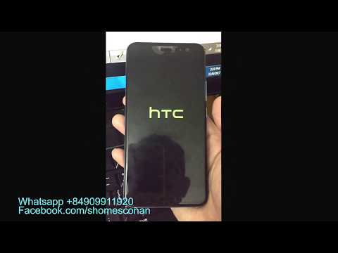 Bypass google account FRP HTC U11 2PZC300 U-3u