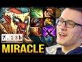MIRACLE Trollwarlord 7.13b CRAZY FAST ATK SPEED Dota 2