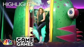 Ellen's Game of Games - One Eyed Monster: Episode 2 (Highlight)