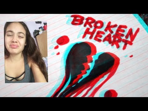 Breakup text prank on my baby😭