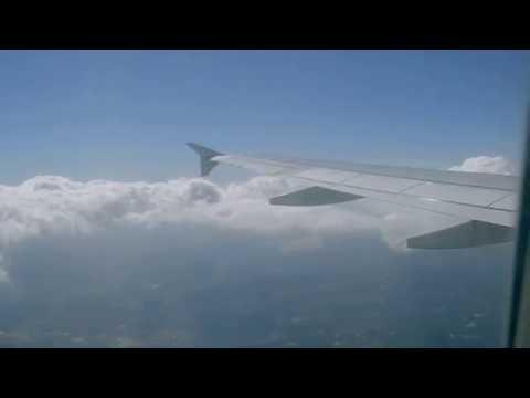 Costa Rica Airport (SJO) to Florida (FFL) Jetblue A320