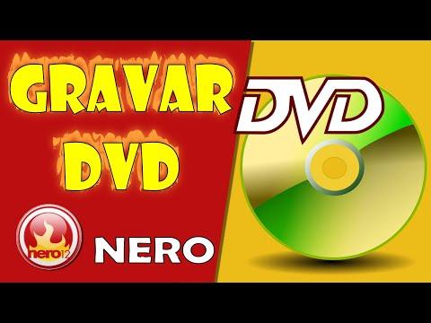 Gravar DVD de Vídeo no Nero 12
