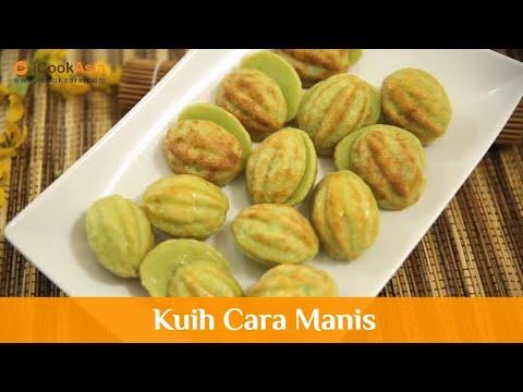 Kuih Cara Manis | Try Masak | iCookAsia