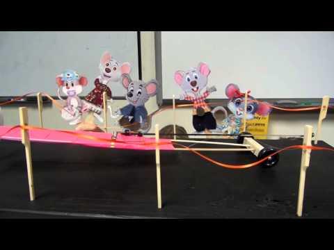 Mousetrap Car Project