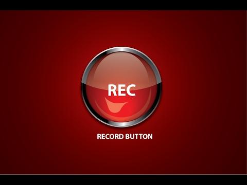 Rec button in illustrator CC