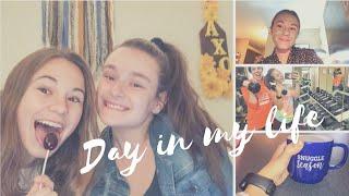 College Freshman Day In My Life | Iupui