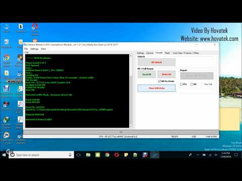 [Hovatek] How to backup and restore Spreadtrum Android NV using Infinity CM2 SPD