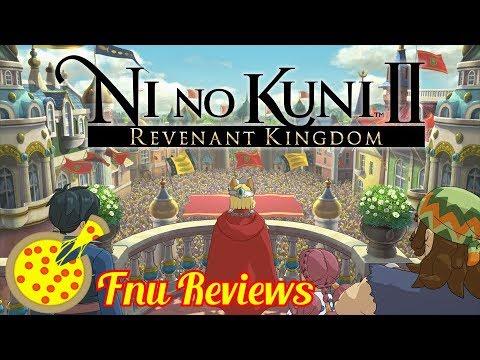 Fnu Reviews: Ni No Kuni 2 Revenant Kingdom