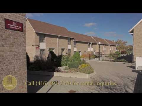 Toronto Townhomes for rent - 46-75 Goodview Road