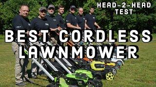 Best Cordless Lawn Mower 2020