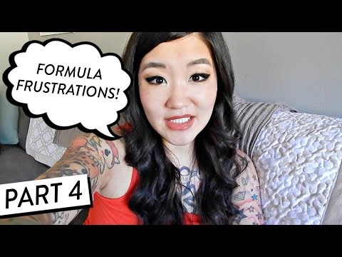 Baby Formula Frustrations & Baby Constipation | Mom Life | Breastfeeding is Hard Part 4