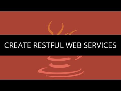 RESTful Web Services Tutorial | Create RESTful Web Services | RESTful Web Services with Spring