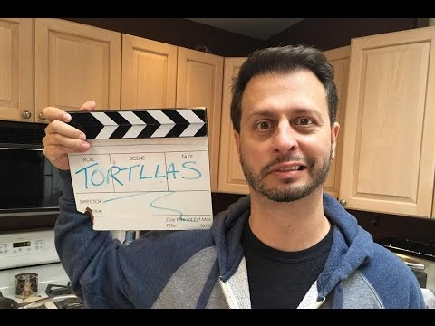 HOW TO MAKE A SOFT TORTILLA HARD!: Big Meals, Small Places with Sal Governale