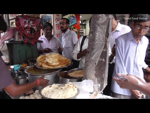 Rumali Roti Naan Paratha in Barobazar Kolkata | Street Food Online