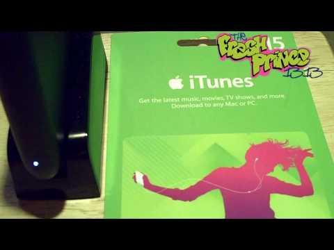 iTunes Giftcard Winner!