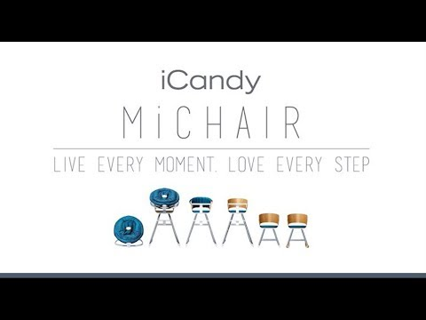 iCandy MiChair Full Demo by iCandy - Direct2Mum