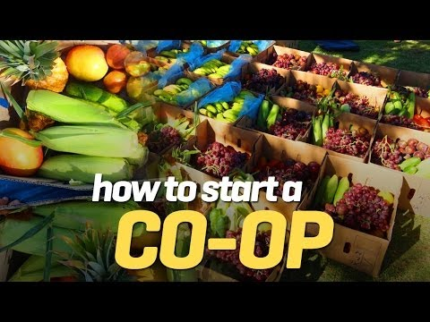 How to start your own fruit & veg co-op