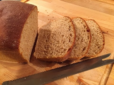 Very Soft Spelt Sandwich Bread